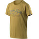 Houdini Jr Rock Steady Message Tee Dried Palm Green